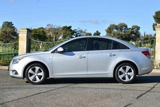 2014 Holden Cruze JH Series II MY14 Equipe Silver 6 Speed Sports Automatic Sedan