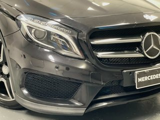 2015 Mercedes-Benz GLA-Class X156 806MY GLA250 DCT 4MATIC Black 7 Speed Sports Automatic Dual Clutch.