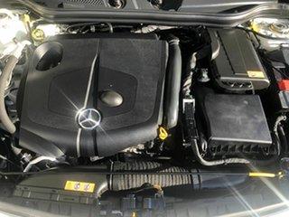 2014 Mercedes-Benz CLA-Class C117 CLA200 CDI DCT White 7 Speed Sports Automatic Dual Clutch Coupe