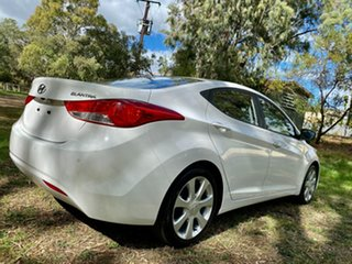 2014 Hyundai Elantra MD3 Trophy Sleek Silver 6 Speed Sports Automatic Sedan