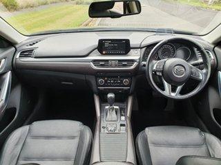 2015 Mazda 6 GJ Series 2 GT Bronze Sports Automatic Wagon
