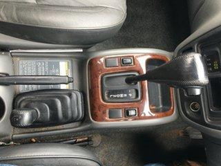 2002 Suzuki XL-7 JA Limited Edition Blue 4 Speed Automatic Wagon