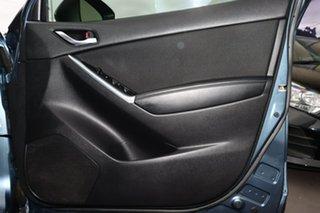 2014 Mazda CX-5 KE1031 MY14 Maxx SKYACTIV-Drive AWD Sport Blue Reflex 6 Speed Sports Automatic Wagon