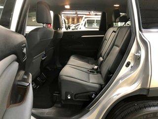 2014 Toyota Kluger GSU55R GX AWD Gold 6 Speed Sports Automatic Wagon