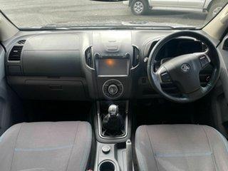 2012 Holden Colorado RG LTZ (4x4) Grey 5 Speed Manual Crew Cab Pickup
