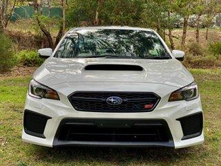 2018 Subaru WRX V1 MY18 STI AWD White 6 Speed Manual Sedan