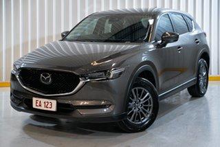 2019 Mazda CX-5 KF2W7A Maxx SKYACTIV-Drive FWD Brown 6 Speed Sports Automatic Wagon.