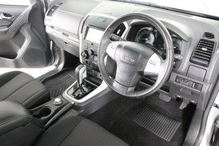 2018 Isuzu MU-X UC MY18 LS-M (4x4) Silver 6 Speed Auto Sequential Wagon