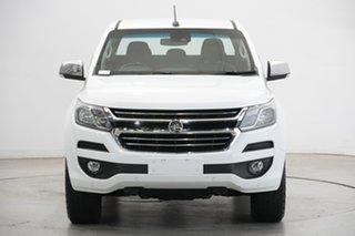 2016 Holden Colorado RG MY17 LTZ Pickup Crew Cab White 6 Speed Sports Automatic Utility.