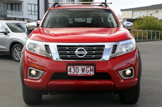 2015 Nissan Navara D23 RX Red 7 Speed Sports Automatic Utility