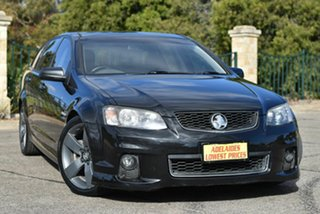 2012 Holden Commodore VE II MY12.5 SS Sportwagon Z Series Black 6 Speed Sports Automatic Wagon.
