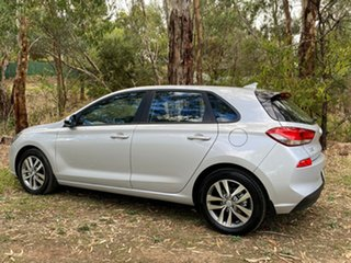 2018 Hyundai i30 PD2 MY19 Active Sleek Silver 6 Speed Sports Automatic Hatchback