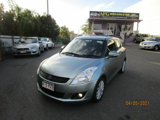 2011 Suzuki Swift FZ GLX 4 Speed Automatic Hatchback.