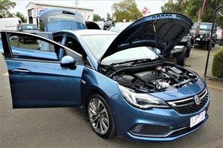 2017 Holden Astra BK MY17 RS-V Blue 6 Speed Manual Hatchback