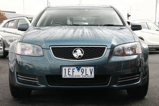 2012 Holden Commodore VE II MY12 Omega Sportwagon Blue 6 Speed Sports Automatic Wagon