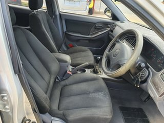 2002 Hyundai Elantra XD GLS Silver 5 Speed Manual Hatchback