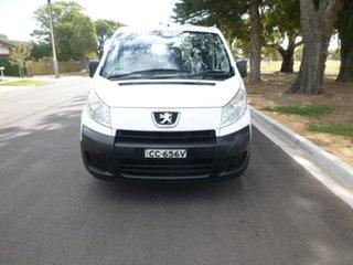2010 Peugeot Expert G9P L1 White Manual Van.