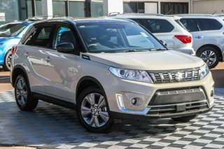 2021 Suzuki Vitara LY Series II 2WD Ivory & Black 6 Speed Sports Automatic Wagon