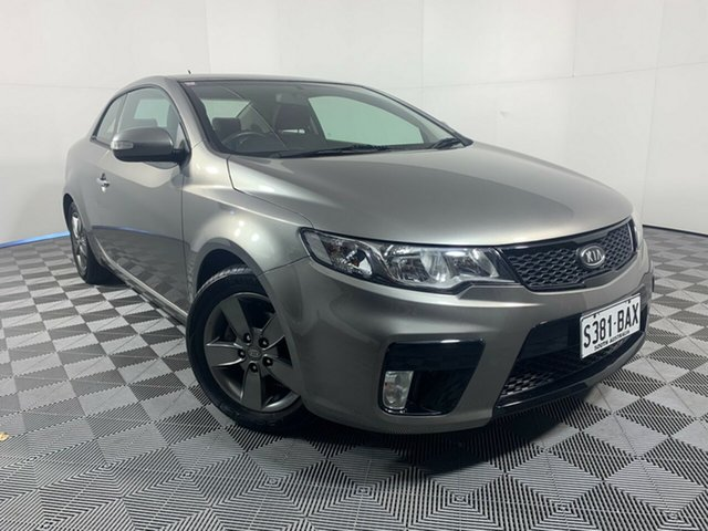 Used Kia Cerato TD MY10 Koup Wayville, 2009 Kia Cerato TD MY10 Koup Bronze 4 Speed Sports Automatic Coupe
