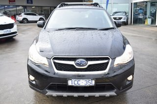 2014 Subaru XV G4X MY14 FX Lineartronic AWD Black 6 Speed Constant Variable Wagon.