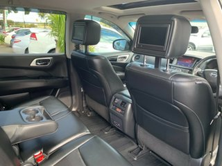 2016 Nissan Pathfinder R52 Series II MY17 Ti X-tronic 2WD Black 1 Speed Constant Variable Wagon