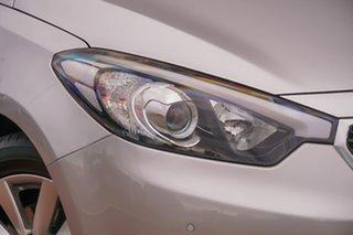 2013 Kia Cerato YD MY13 SI Silver 6 Speed Sports Automatic Sedan.