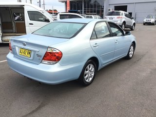 2006 Toyota Camry MCV36R MY06 Altise Blue 4 Speed Automatic Sedan