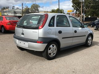 2002 Holden Barina XC Equipe Silver 4 Speed Automatic Hatchback.
