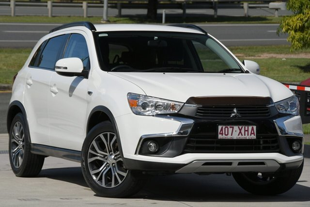 Used Mitsubishi ASX XC MY17 LS 2WD North Lakes, 2017 Mitsubishi ASX XC MY17 LS 2WD White 6 Speed Constant Variable Wagon