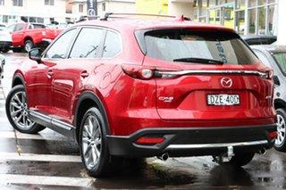 2018 Mazda CX-9 TC Azami SKYACTIV-Drive i-ACTIV AWD Soul Red Crystal 6 Speed Sports Automatic Wagon.