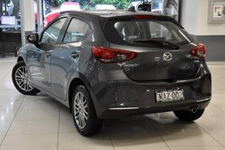 2021 Mazda 2 DJ2HAA G15 SKYACTIV-Drive Evolve Grey 6 Speed Sports Automatic Hatchback