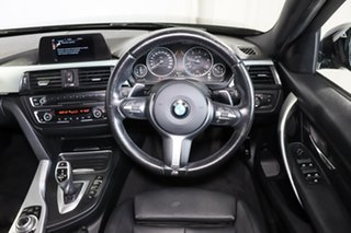 2015 BMW 3 Series F30 MY1114 320d M Sport Black 8 Speed Sports Automatic Sedan