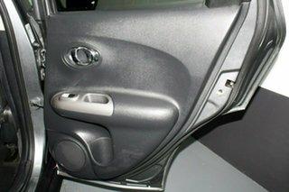 2015 Nissan Juke F15 Series 2 Ti-S 2WD Grey 6 Speed Manual Hatchback