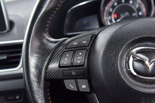 2015 Mazda 3 BM5438 SP25 SKYACTIV-Drive White 6 Speed Sports Automatic Hatchback