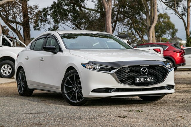 Used Mazda 3 BP2SLA G25 SKYACTIV-Drive GT Mornington, 2019 Mazda 3 BP2SLA G25 SKYACTIV-Drive GT 25d 6 Speed Sports Automatic Sedan