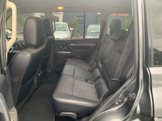 2013 Mitsubishi Pajero NW MY13 VR-X Grey 5 Speed Sports Automatic Wagon