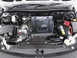 2020 Mitsubishi Triton MR MY20 GSR (4x4) White 6 Speed Automatic Double Cab Pick Up
