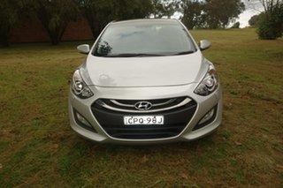 2012 Hyundai i30 GD Premium Silver 6 Speed Sports Automatic Hatchback.