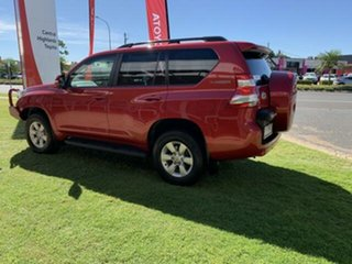 2016 Toyota Landcruiser Prado GDJ150R MY16 GXL (4x4) Red 6 Speed Automatic Wagon