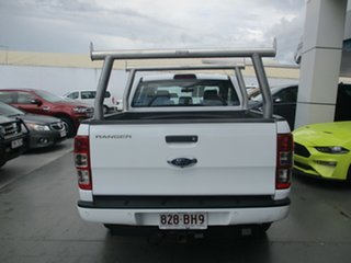 2016 Ford Ranger XL XL 2.2 (4x4) White 6 Speed Automatic Dual Cab.
