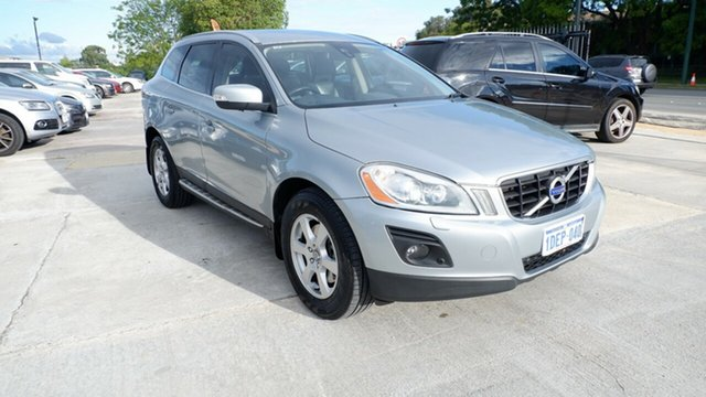 Used Volvo XC60 DZ MY10 Geartronic AWD St James, 2009 Volvo XC60 DZ MY10 Geartronic AWD Silver 6 Speed Sports Automatic Wagon