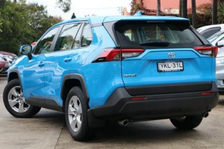 2020 Toyota RAV4 Mxaa52R GX 2WD Eclectic Blue 10 Speed Constant Variable Wagon.