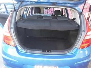 2010 Hyundai i30 FD Blue 5 Speed Manual Hatchback