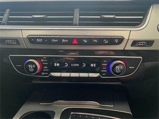 2015 Audi Q7 4M TDI Ibis White Sports Automatic Wagon