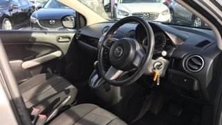 2010 Mazda 2 DE10Y1 Neo Silver 4 Speed Automatic Hatchback