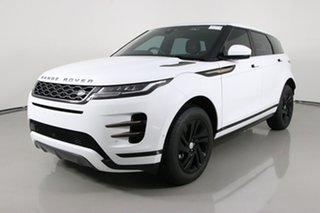 2019 Land Rover Range Rover Evoque L551 MY20.25 D180 R-Dynamic S (132kW) White 9 Speed Automatic.
