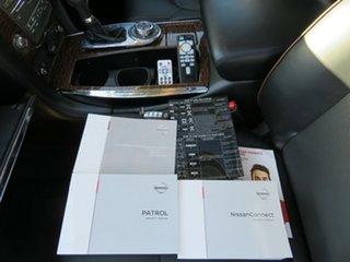 2018 Nissan Patrol Y62 Series 4 TI-L Grey 7 Speed Sports Automatic Wagon