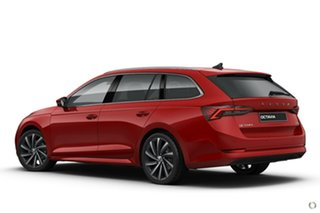 2021 Skoda Octavia NX MY21 110TSI Style Red 8 Speed Automatic Wagon.