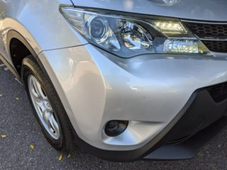 2015 Toyota RAV4 ZSA42R MY14 GX 2WD Silver 7 Speed Constant Variable Wagon