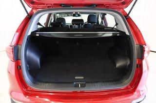 2018 Kia Sportage QL MY18 Si AWD Premium Red 6 Speed Sports Automatic Wagon
